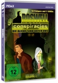 Roswell Conspiracies - Volume 1
