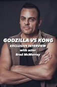 Godzilla vs. Kong Interview mit Brad McMurray