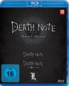 Death Note Movies 1-3