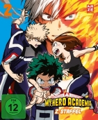 My Hero Academia - 2. Staffel Box 2
